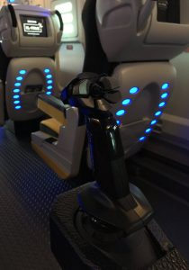 NL-PRIME社内の謎の操縦桿