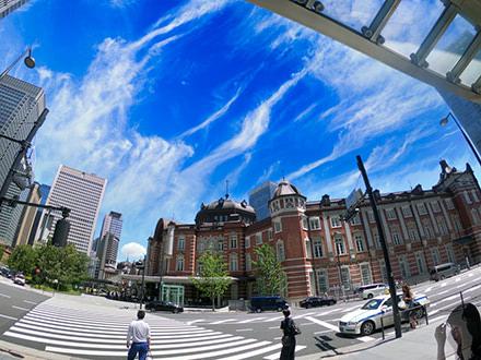 東京駅:Luminar