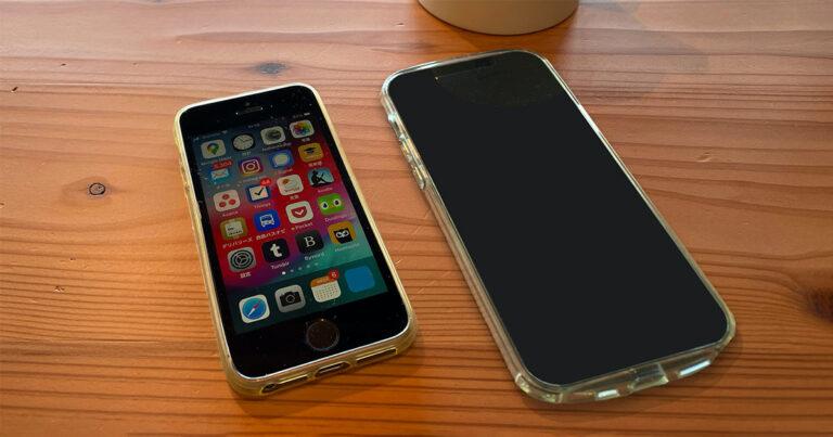 iPhone SE 第1世代